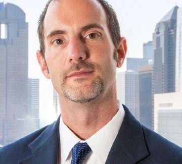 Dr. Trey Putnam headshot